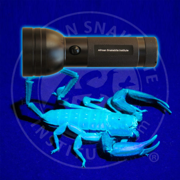 ASI Scorpion Torch, 51 LED