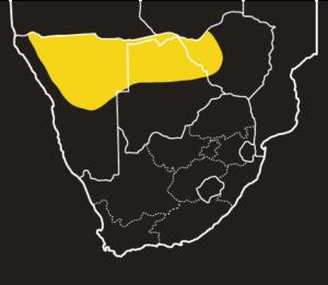 ASI Anchieta's Cobra Distribution Map