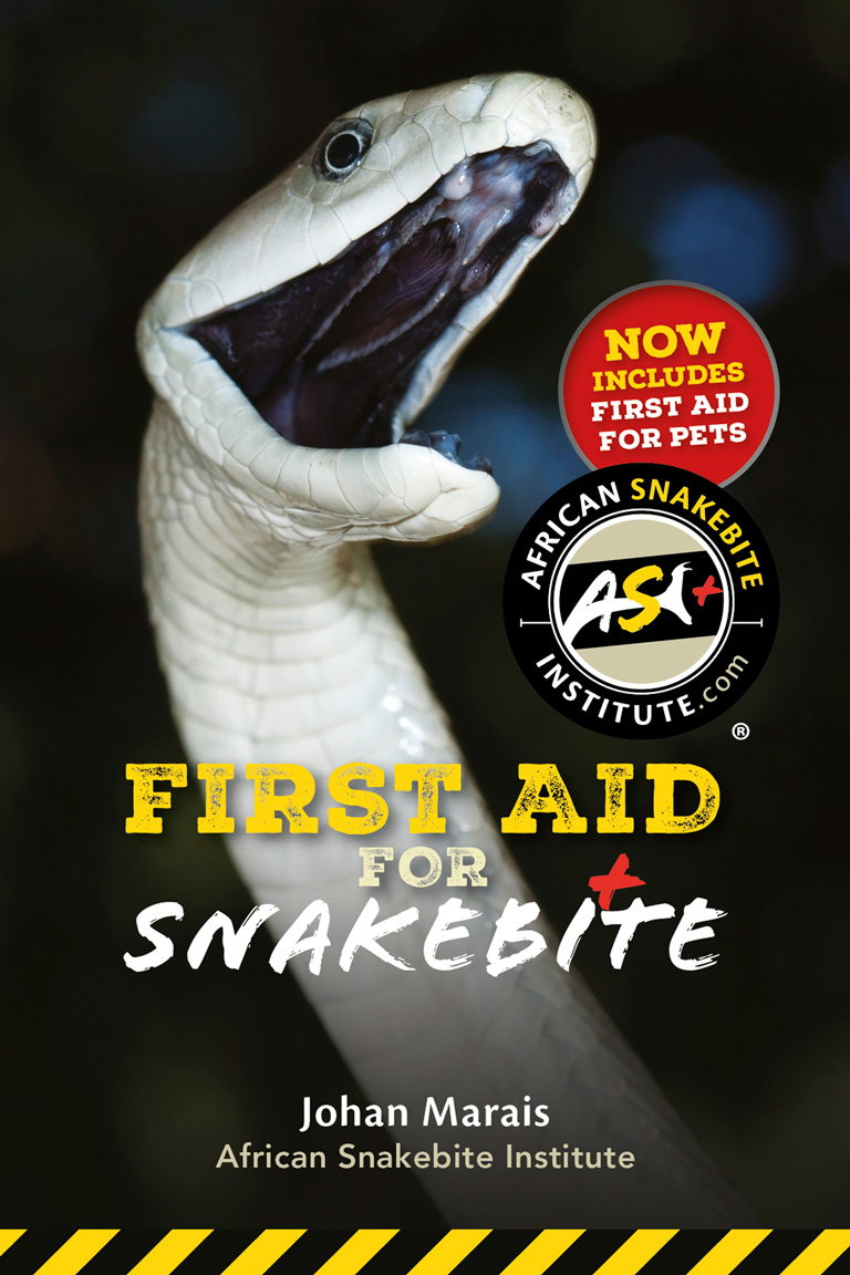 Home - African Snakebite Institute