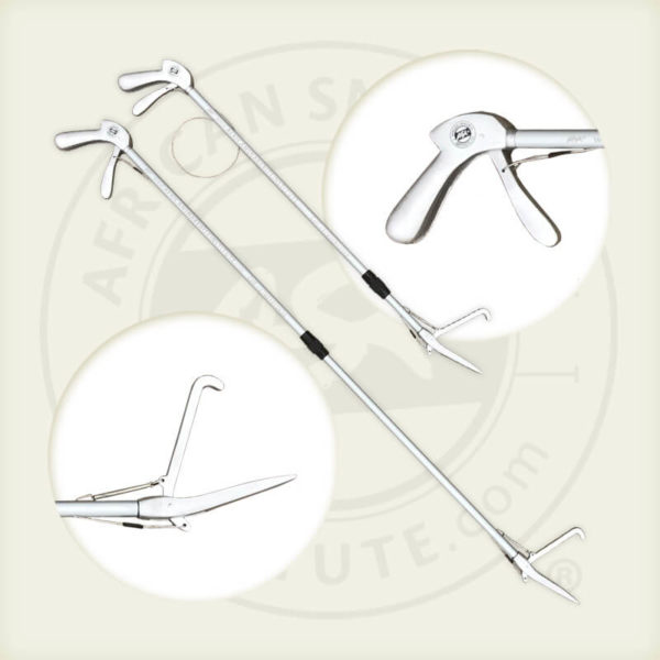 ASI Collapsible Snake Tongs