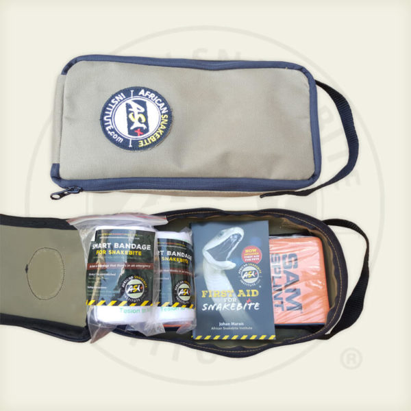 ASI Hiker's First Aid Kit