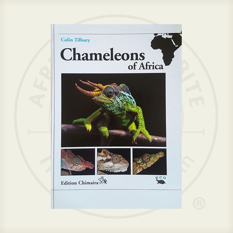 Chameleons of Africa - Colin Tilbury
